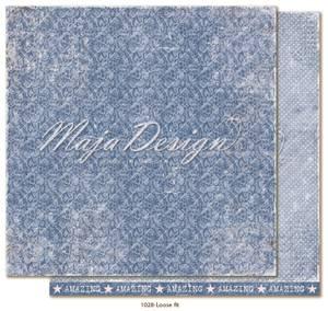 Bilde av Maja Design - 1028 - Denim & Girls - Loose fit