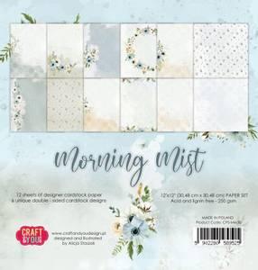Bilde av Craft & You - MM30 - Morning Mist - 12x12 Paper Pad