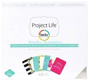 Bilde av Project Life - CORE KIT 98180 - HEIDI SWAPP - FAVORITE THINGS
