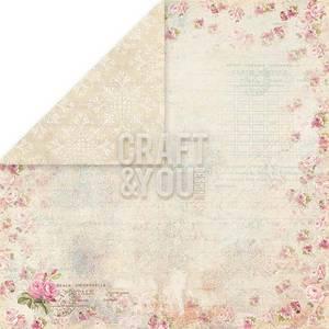 Bilde av Craft & You - WG02 - Wedding Garden 02 - 12x12