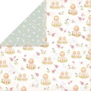 Bilde av Craft & You - NBB01 - New Baby Born 01 - 12x12