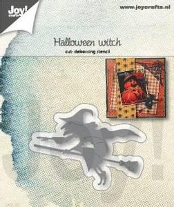 Bilde av Joy Crafts - 6002-1344 - Die - Halloween witch