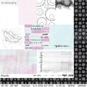 Bilde av Storyteller - 12x12 - 057-058 - Tøff jente