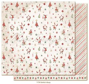 Bilde av Maja Design - 1174 - Happy Christmas - Santa is busy
