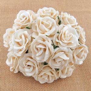 Bilde av Flowers - Chelsea Roses - Saa-210 - Ivory - 50stk