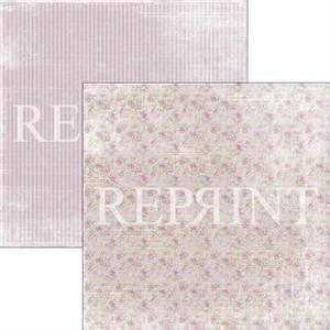 Bilde av Reprint - 12x12 - RP0275 - Lilac Paris Collection - Small Roses