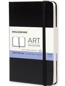 Bilde av Moleskine - Art Collection - Sketchbook - Pocket - 9x14cm - 165g