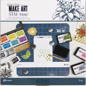 Bilde av Wendy Vecchi - Make Art Stay-tion - 12x12