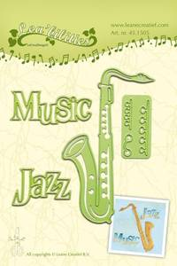 Bilde av Leane Creatief - 45.1505 - Lea'bilities Die - Saxophone