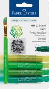 Bilde av Faber-Castell - Gelatos 121804 - Mix & Match Gelatos - Green