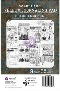 Bilde av Finnabair - 968434 - Art Daily - Beyond Science Vellum Pad
