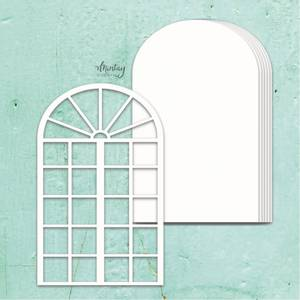 Bilde av Mintay - Chippies Album Base - CHIP3 - A2 - Window