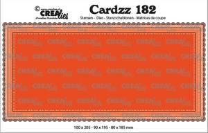 Bilde av Crealies - Dies - Cardzz 182 - Slimline B