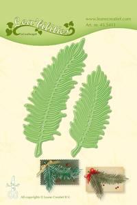 Bilde av Leane Creatief - 45.5411 - Lea'bilities Die - Christmas branches