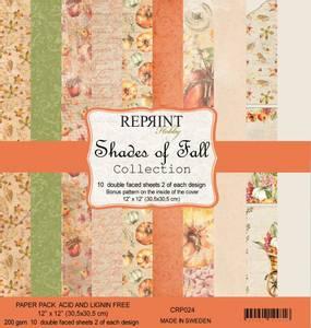 Bilde av Reprint - 12x12 - CRP024 - Shades of Fall Collection Pack