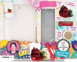 Bilde av StudioLight - Art by Marlene - DIY Tag Journal