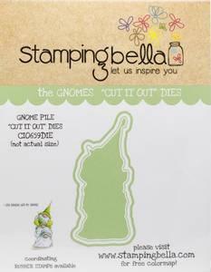 Bilde av Stamping bella - CIO659 - Cut It Out Dies - Gnome Pile