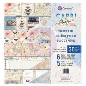 Bilde av Prima - 995959 - 12x12 Paper Pad - Capri