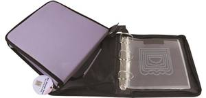 Bilde av Nellie Snellen - Die Storage case - 247x247x65mm - inkl 5 pocket