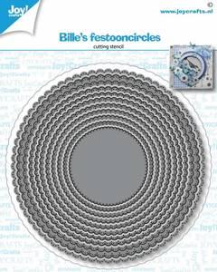 Bilde av Joy Crafts - 6002-1446 - Die - Bille's Circles