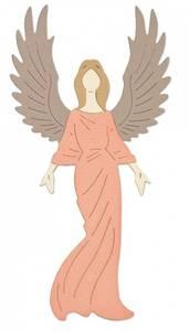 Bilde av Sizzix - Thinlits - 661722 - Graceful Angel