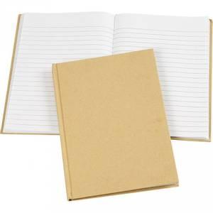 Bilde av Notebook - Kinabok - A5 - 15 x 21 cm - Natur