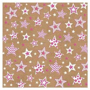 Bilde av Bella! - 12x12 - KG54 - Kraftastic Glitter - Starry Night - Pink