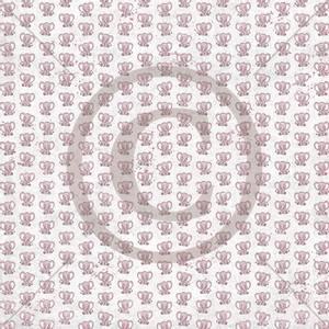 Bilde av Papirdesign PD1900329 - Håpefull - Elefant, rosa