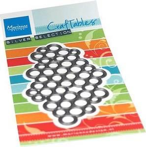Bilde av Marianne Design - Craftables dies - CR1534 - Art Texture Dots