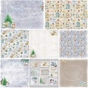 Bilde av Maggi Design - 12x12 - Hele kolleksjonen - Bamses Jul