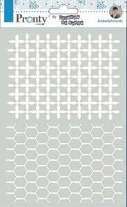 Bilde av Pronty Crafts - Chipboard - A5 - Rasters