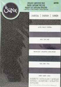 Bilde av Sizzix - Opulent Cardstock Pack - 8x11,5