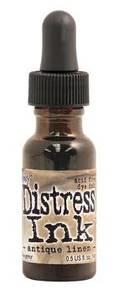 Bilde av Distress Ink - Reinker - Antique Linen - 19435