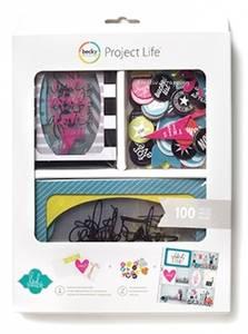 Bilde av Project Life - KIT 98174 - HEIDI SWAPP - Overlay