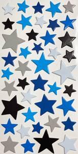 Bilde av Papirdesign - Chipboard stickers - 1900320 - Chipboard stjerner