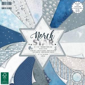 Bilde av First Edition - 236 - 12x12 Paper Pad - North Star
