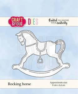 Bilde av Craft & You - Dies - CW064 - Rocking horse