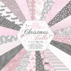Bilde av Paper Addicts - 12x12 Paper Pad - Christmas Belle