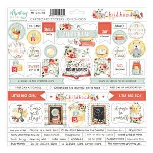 Bilde av Mintay - CHL - 12x12 - Childhood - Cardboard Stickers