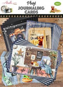 Bilde av Memory Place - Play! - Journaling Cards