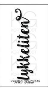 Bilde av Kort & Godt - Die 162 - Lykkeliten