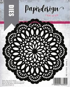 Bilde av Papirdesign Dies PD17322 - Doilie 2
