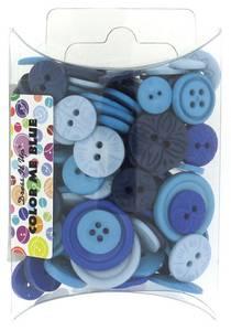 Bilde av Dress it up - Buttons - 7286 - Color me Blue